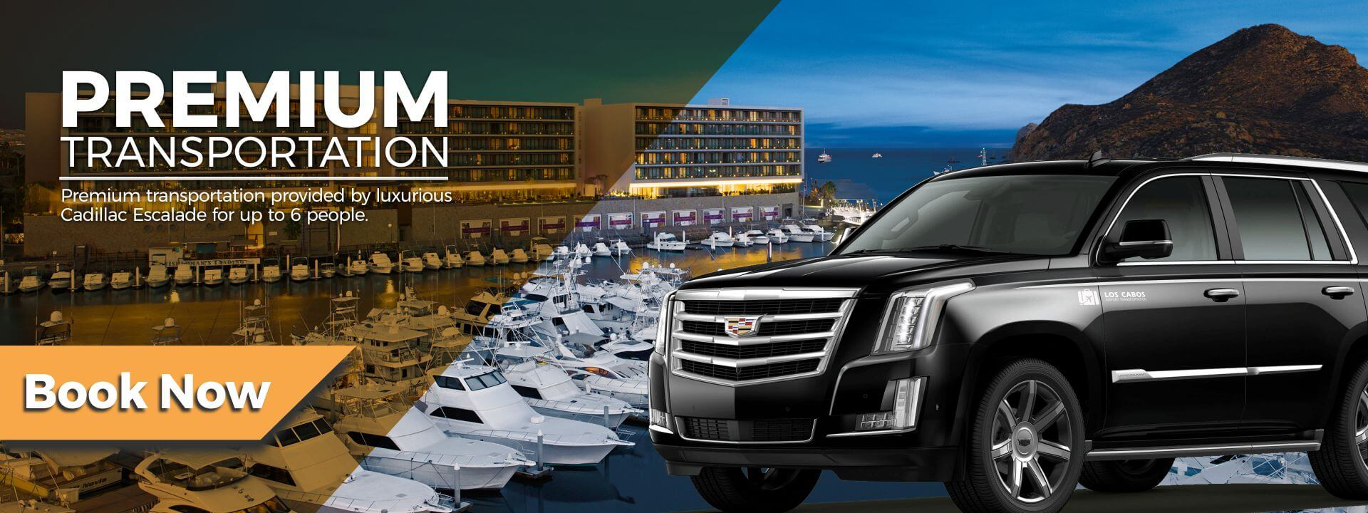 Los Cabos Airport Transportation